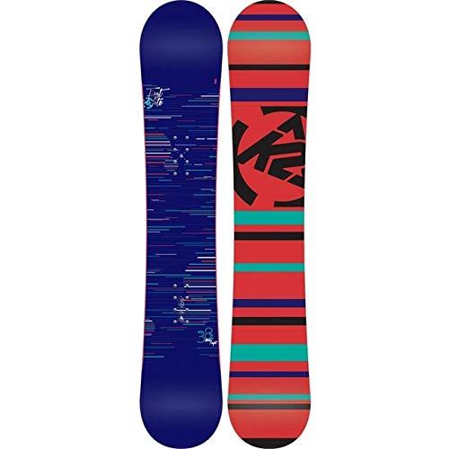 K2 Damen First Lite Snowboard, Mehrfarbig, 146 cm