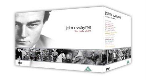 John Wayne: The Early Years (15 discs) [DVD]