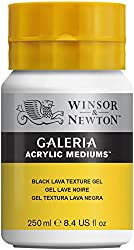 Winsor & Newton Galeria Black Lava - 250ml