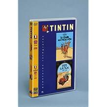 Les Aventures de Tintin : Le Crabe aux pinces d'or / Au pays de l'or noir