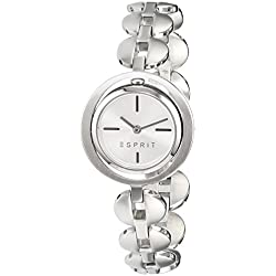 Esprit Women's Analogue Watch with Money Dial Analogue Display and Stainless steel plated gun metal - ES108202001