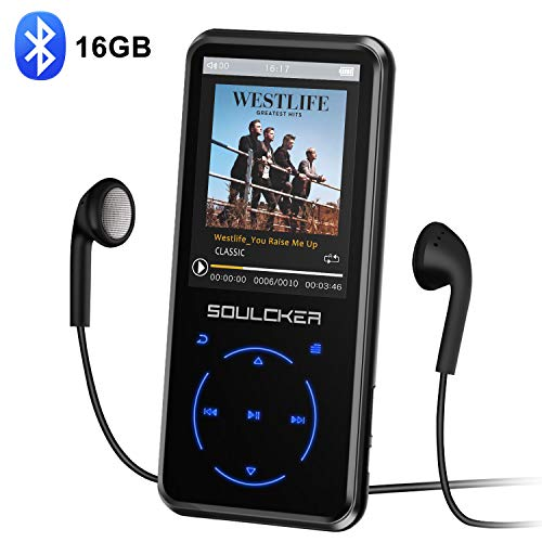 MP3 Player, 16GB MP3 Players wit...