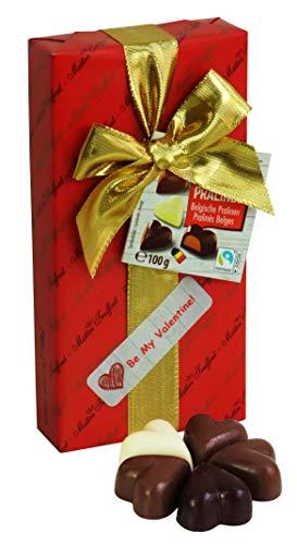 Cioccolatini belgi regalo di amore 100g