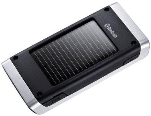 LG HFB-500 Bluetooth Solar Freisprecheinrichtung, Libra Look schwarz