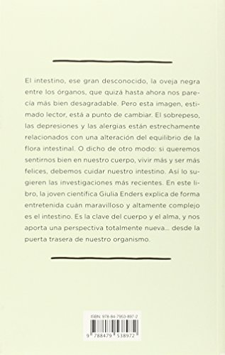 Resumen del libro de Giulia Enders LA DIGESTIÓN ES LA CUESTIÓN