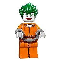 DC LEGO Batman Movie The Joker Minifigure [Arkham Prison Jumpsuit Loose]