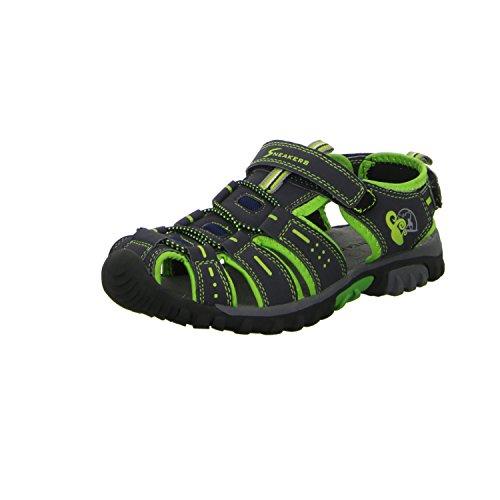 Sneakers S606 Jungen Sandalette Grau (Grau)
