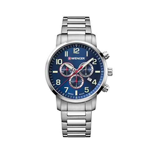 Montre Mixte Wenger 01.1543.101