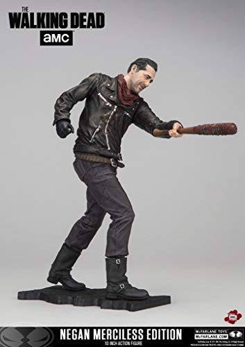 The Walking Dead TV-Serie Negan Merciless Edition Figur - Dead Deluxe Walking