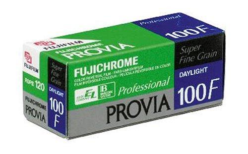 Fuji RDP III Provia F 100-120-5 Farbfilm -