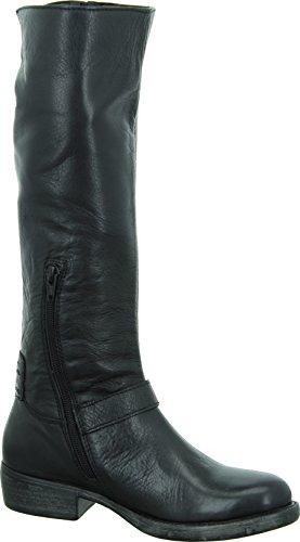Pepe Jeans Dietrich Motorbickle, Boots femme Noir (999 Black)