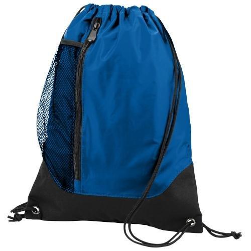 Augusta Drawstring-rucksack (Tres Kordelzug Rucksack Augusta Sportswear Einheitsgröße Royal/Black)