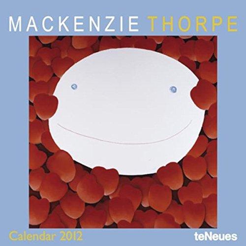 2012 Mackenzie Thorpe Grid Calendar