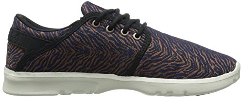 Etnies - Scout, Scarpe Da Skateboard da donna Nero (black/brown)