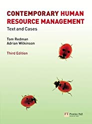 Contemporary Human Resource Management: Text and Cases