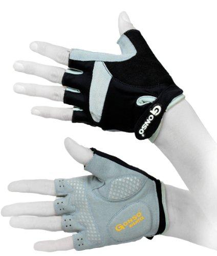 Gonso Rad Handschuhe Womens Gel, Black, M, 91511, gebraucht gebraucht kaufen  Wird an jeden Ort in Deutschland