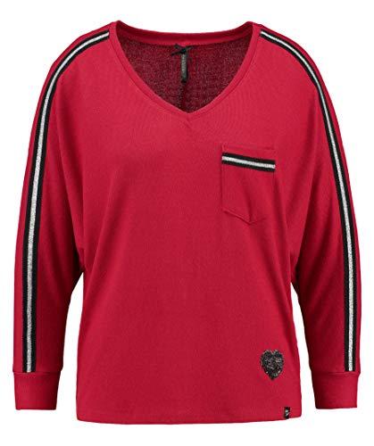 Key Largo Damen Sweatshirt Wls Exam rot (74) S