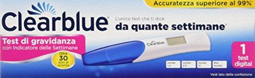 Clearblue Digitaler Schwangerschaftstest mit Indikator der Wochen-40g