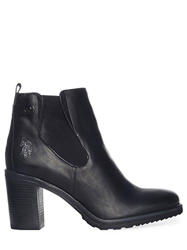 U.S. POLO ASSN. leather ankle boots F/W 16 tronchetto il pelle A/I 2016 (37)