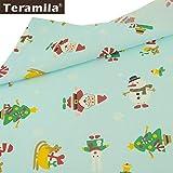 Shoppy Star Teramila Telas Patchwrok DIY Tuch Tecido Tissu