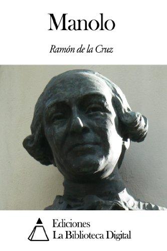 Manolo por Ramón de la Cruz