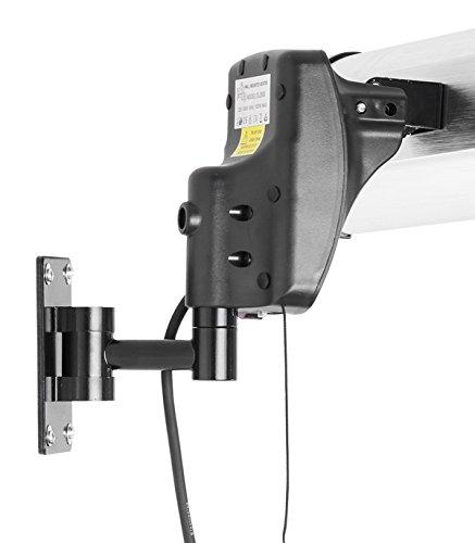 Primrose Firefly 1.800 Watt Infrarot-Heizstrahler (Halogen) Terrassenheizung, Wandmontage, inkl. Fernbedienung - 6
