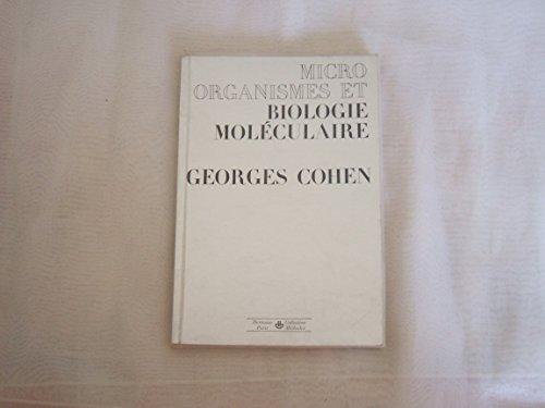 Microorganismes et biologie moléculaire
