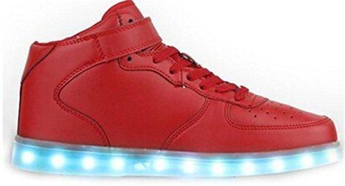 ... [+Kleines Handtuch]Die neuen LED-Lampe leuchtet Schuhe Schuhe  koreanischen Männer und
