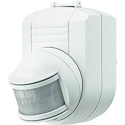 Friedland SpectraDétecteur PIR, 200°, IP54, blanc