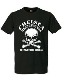 Chelsea Headhunters T-Shirt Fussball Ultras London ACAB
