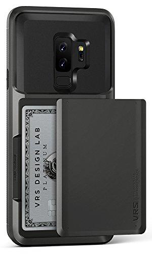 half off 6d47b 3e065 Samsung Galaxy S9 Plus Case, VRS Design® Sliding Wallet Phone Case  U.S  Patent