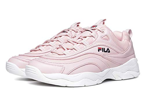 Fila Scarpe Donna Ray F Low 1010613.71D (40-71D Chalk Pink)