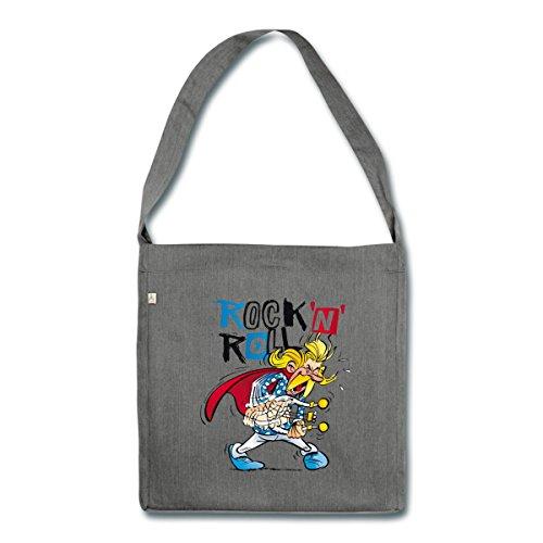 asterix-obelix-rocknroll-assurancetourix-sac-bandouliere-100-recycle-de-spreadshirtr-charbon-chine