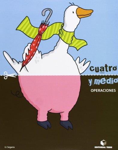 Cuatro y medio - Cuaderno de operaciones - 9788430709816