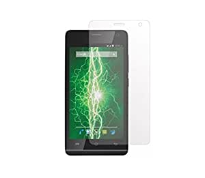 Clorox Tempered Glass 2.5 Curve Screen Protector For Lava Iris Fuel 50 (PACUP-2)