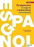 grammaire d usage de l espagnol contemporain