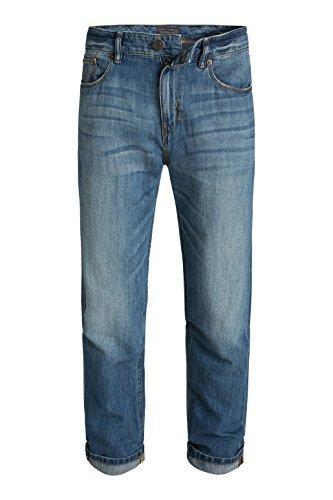 ESPRIT Collection Herren Jeanshose Blau (BLUE LIGHT WASH 903)