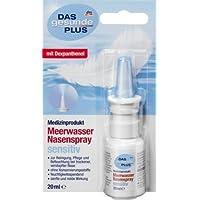 DAS gesunde PLUS Meerwasser Nasenspray sensitiv, 20 ml Medizinprodukt preisvergleich bei billige-tabletten.eu