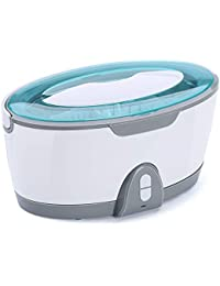 GT SONIC 600ml Ultrasonic Jewellery Cleaner Easy Operation Cleaning Machine Jewellery, Rings, Watches, Dentures, Glasses, Dentures, Cosmetic, Comb, Razor More