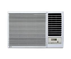LG LWA5CP3A L-Crescent Plus Window AC (1.5 Ton, 3 Star Rating, White, Copper)