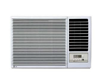 LG LWA2CP1A L-Crescent Plus Window AC (0.75 Ton, 1 Star Rating, White, Copper)