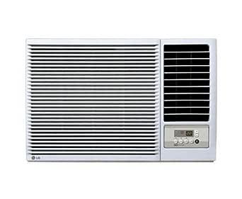 LG LWA2CP1A L-Crescent Plus Window AC (0.75 Ton 1 Star Rating White Copper)