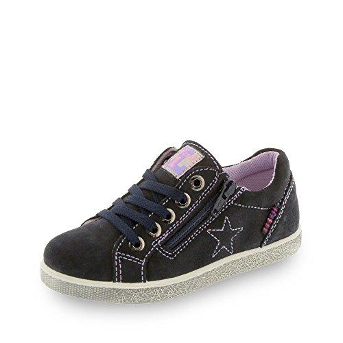 LurchiIna - Sneaker Ragazza Blu (Blu (navy 42))
