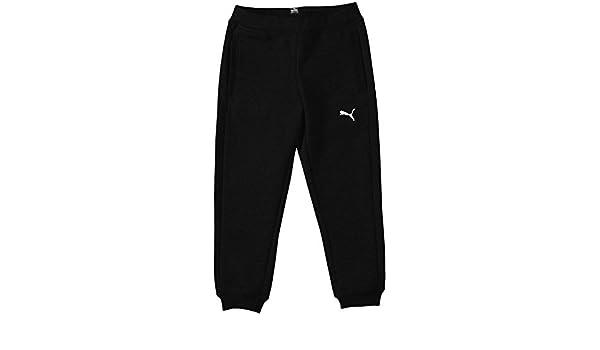 e4ac913aea75 Puma closed boys  pants essentials sweatpants