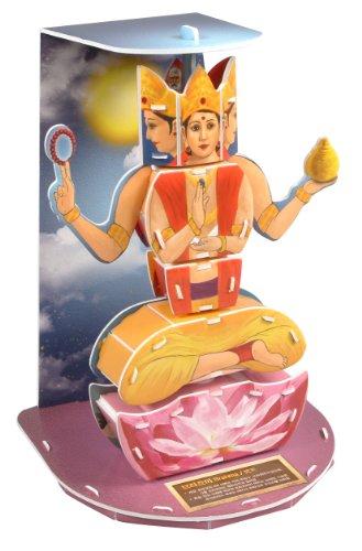 pop-out-mondo-puzzle-3d-storia-mondiale-serie-brahma-il-dio-ind-di-creazione-