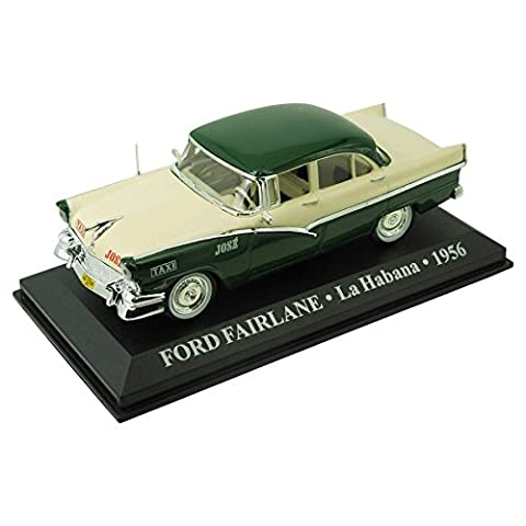 Voiture Rallye Citroen 1 43 - Voiture miniature Ford Fairlane - Taxi La