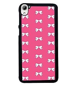 PrintVisa Metal Printed Pattern Designer Back Case Cover for HTC Desire 826-D4891