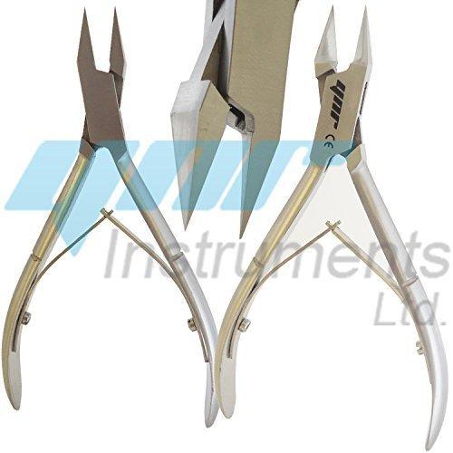 YNR® – CANDURE coupe-ongles en acier inoxydable massif. 15,2 cm. Instruments Podologie Podologie. CE approuvé