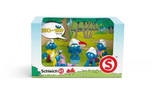 Schleich 41258 - Figura/ miniatura Pitufo Set 1990 - 1999 2