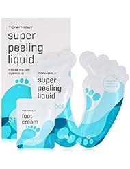 Tony Moly® – XL Produit de peeling pour les pieds - Rend les pieds doux et satinés